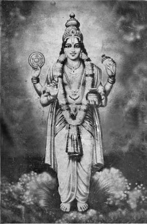Dwanandhari God of Ayurveda